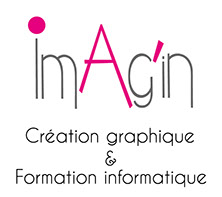 LOGO IMAG'IN CREATION GRAPHIQUE & FORMATION